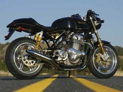 Foto: Norton Commando 961