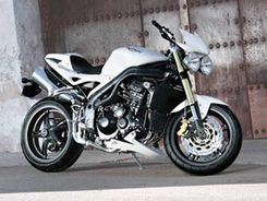 Foto: Triumph Speed Triple